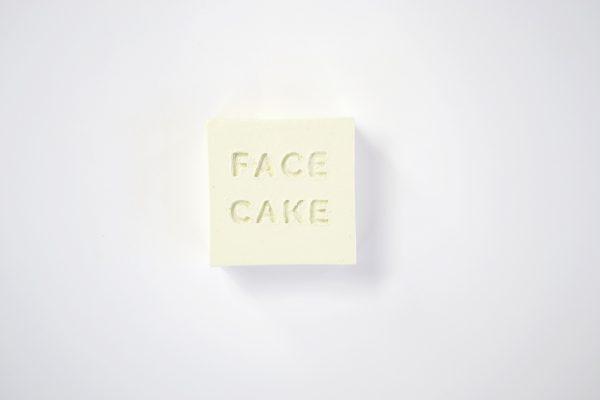 Face Cake Green (Oily Skin) - 100g