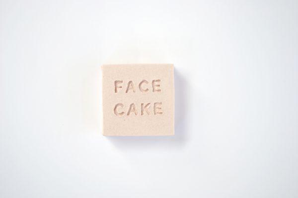 Face Cake Pink (Dry Skin) 100g
