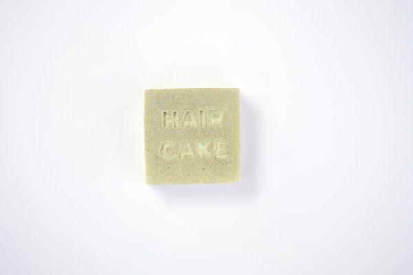 Hair Cake Green (Oily Hair) - 100g