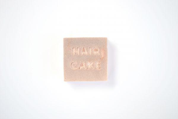 Hair Cake Pink (Dry Hair) - 100g