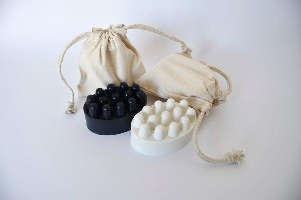 Massage Soap Bar Duo - 280g